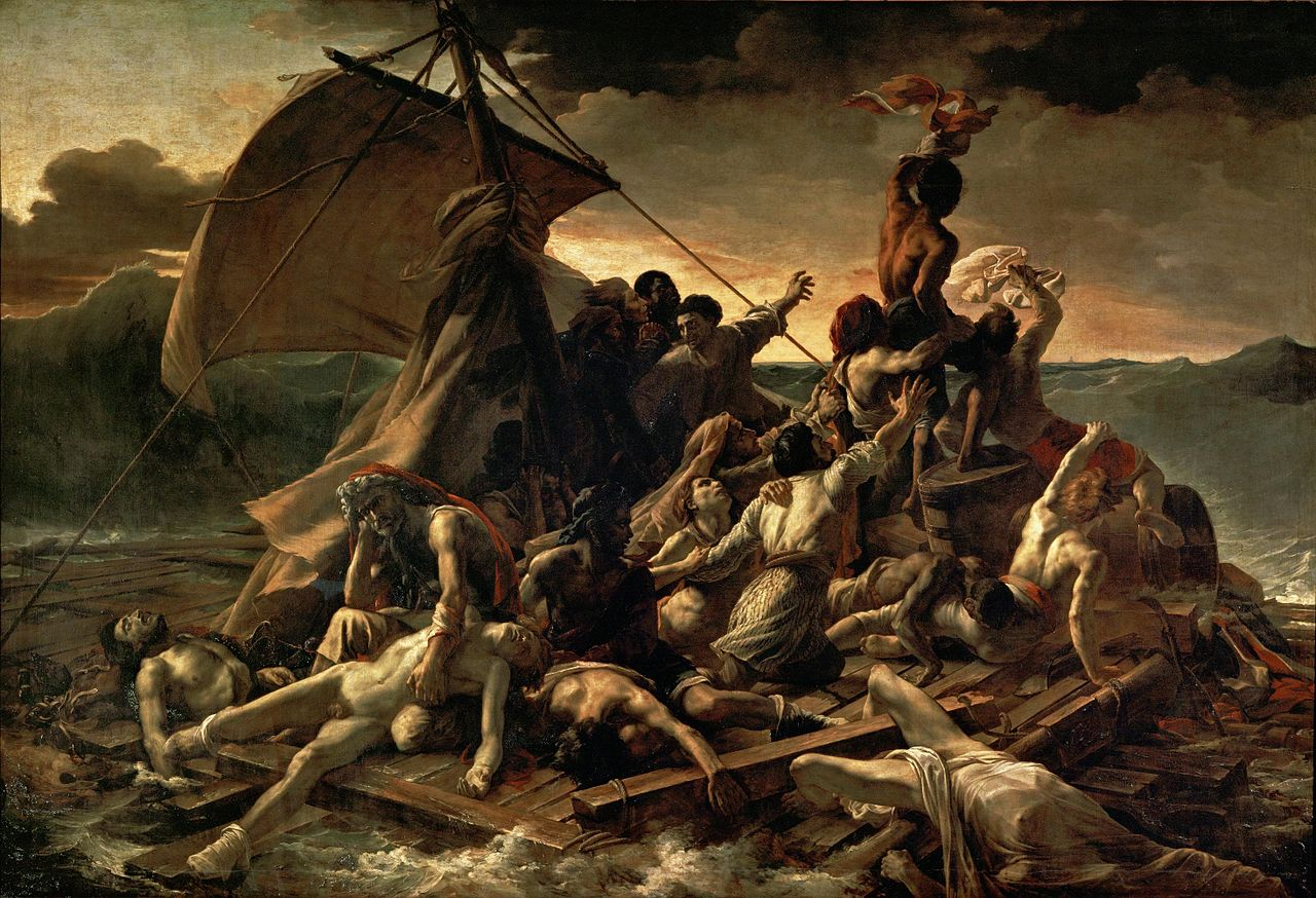 Raft of the medusa